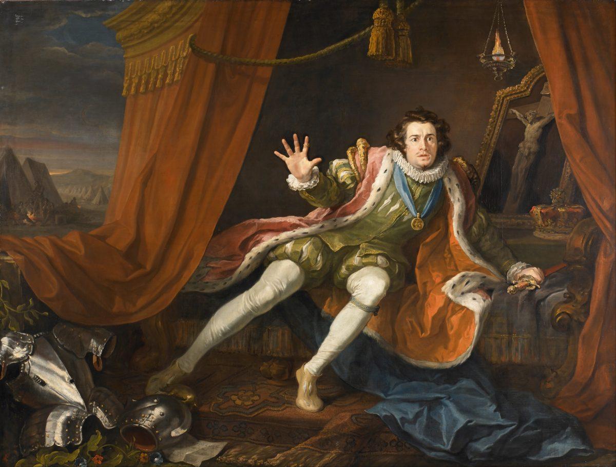 Ricardo III, William Shakespeare.