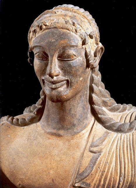 Apolo de Veyes, escultura etrusca.