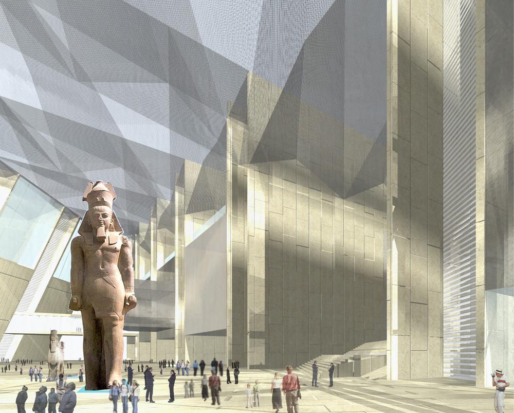 Gran Museo Egipcio.