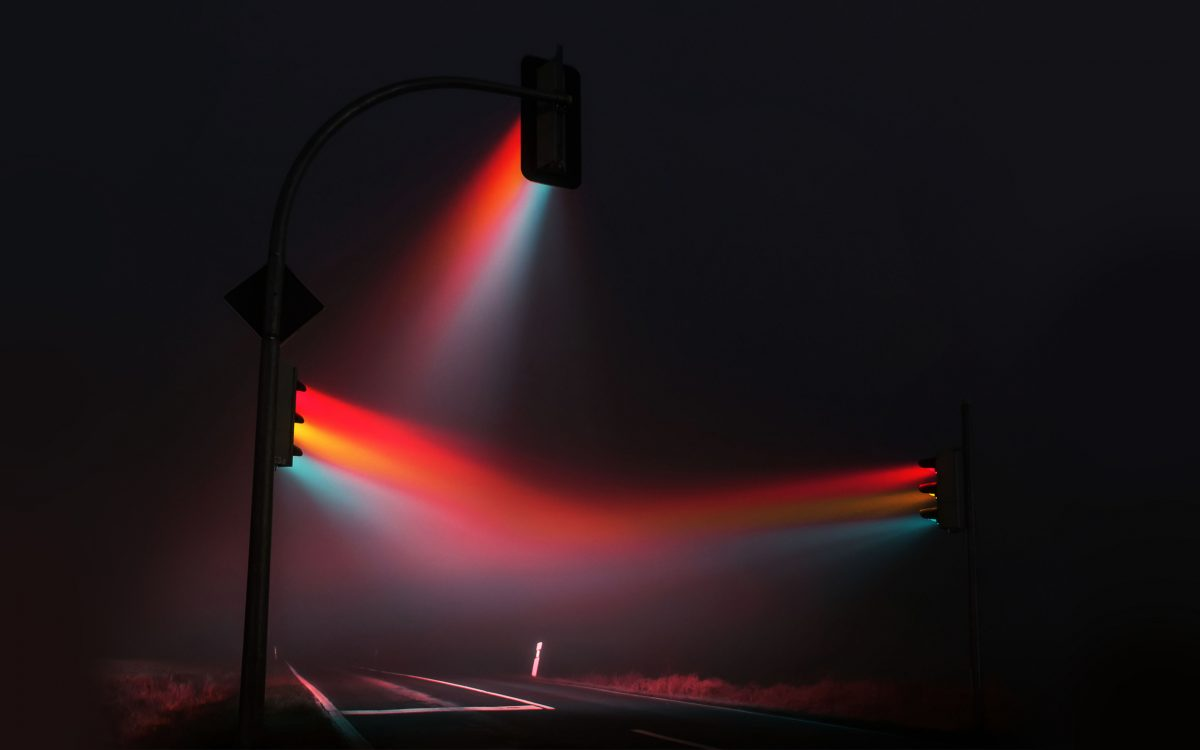 Traffic Lights, Lucas Zimmerman.