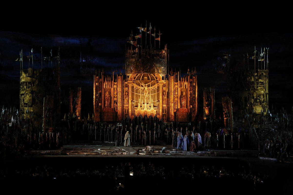 Il trovatore, una ópera con esencia española.
