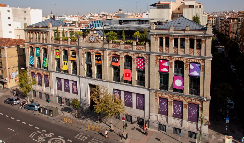 La casa encendida en Madrid, otro centro de arte.