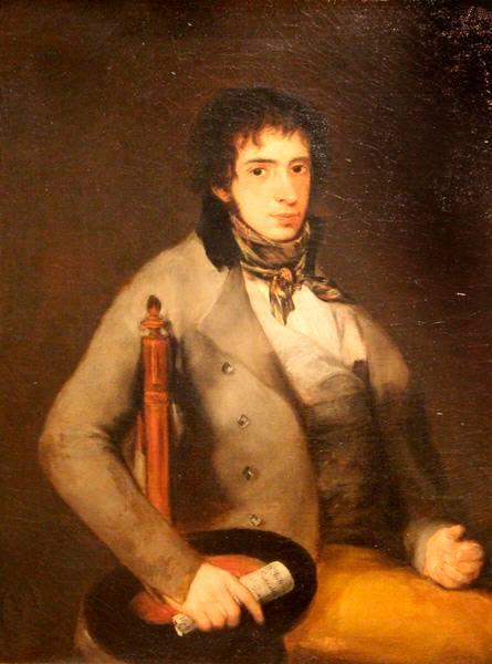 Isidro González Velázquez.