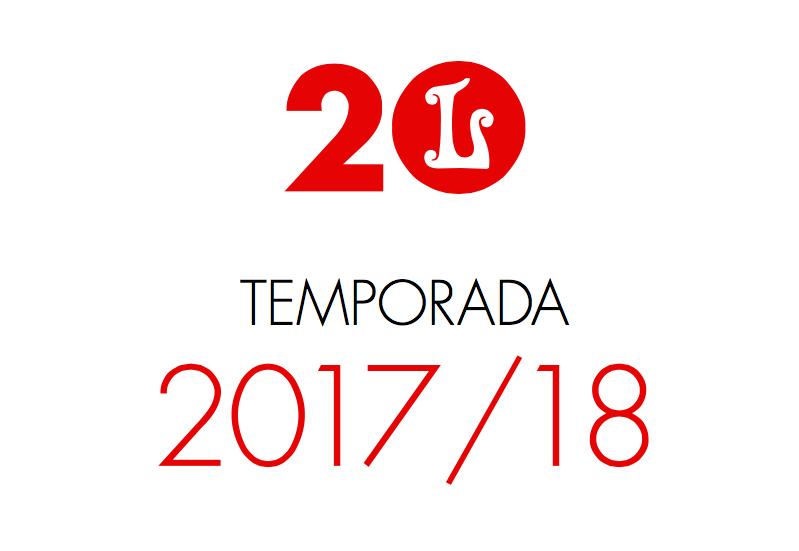 Nueva temporada Liceu 2017/2018.