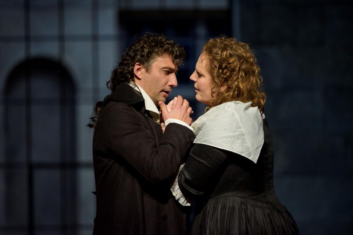 Andrea Chenier y Maddalena de Coigny,