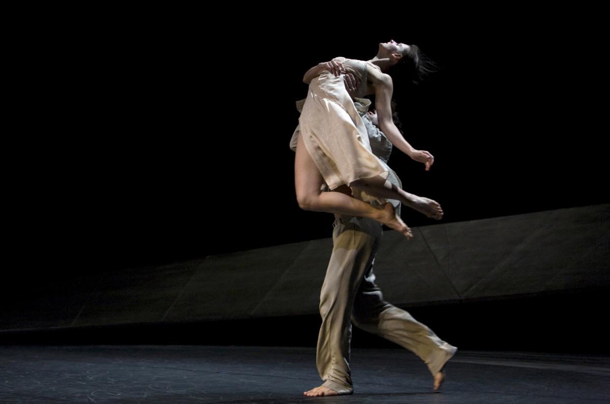 Ballet de Romeo y Julieta.