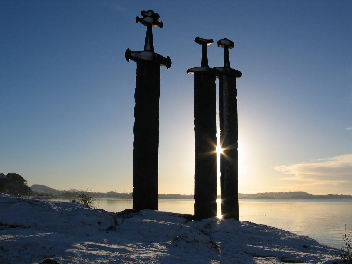 Sverd i Fjell, las espadas de la montaña.