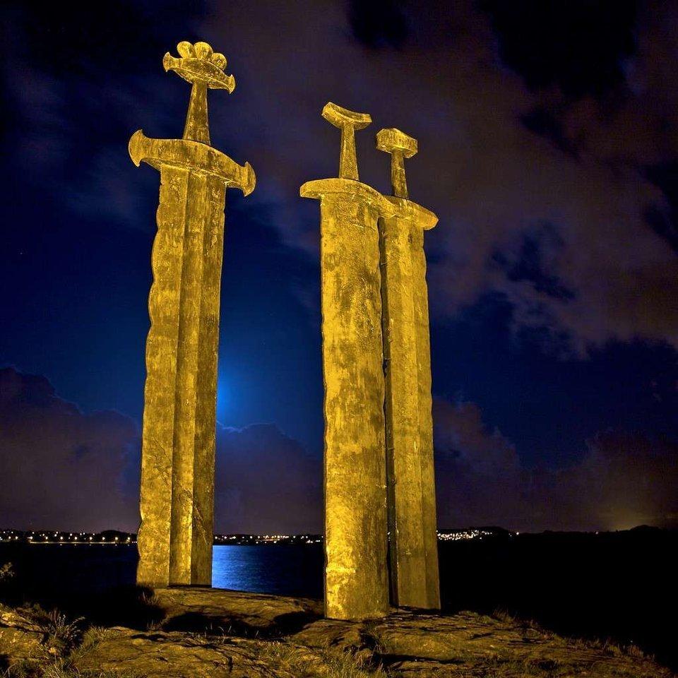 Sverd I Fjell, las espadas de la montaña