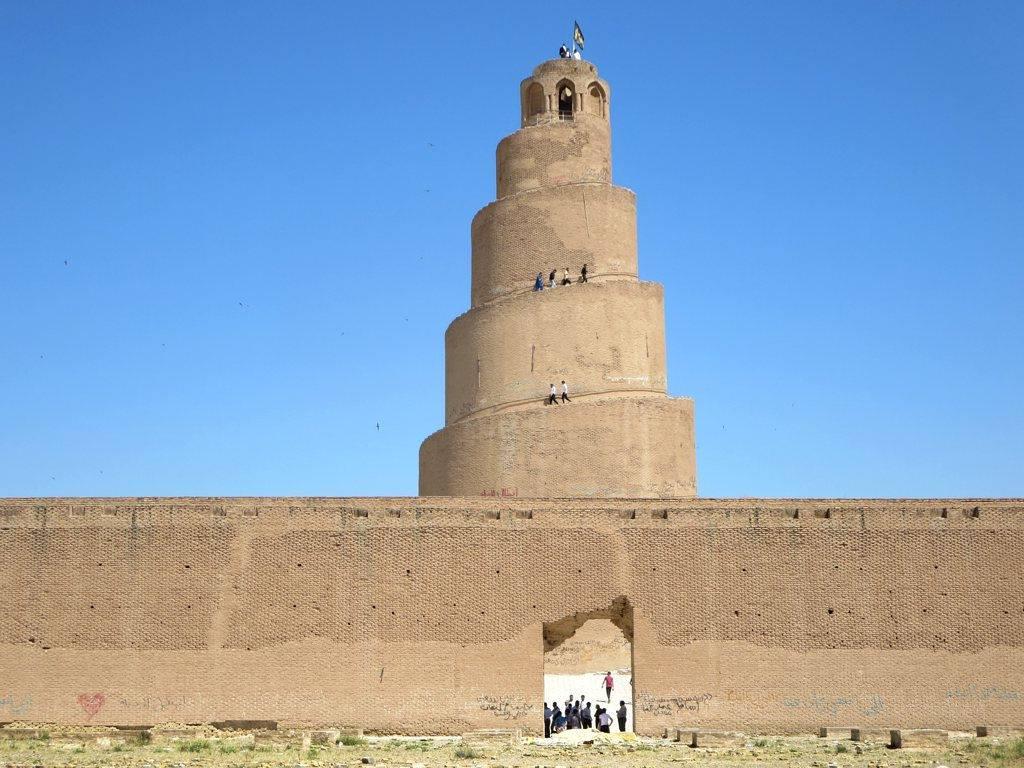 Alminar de Samarra.