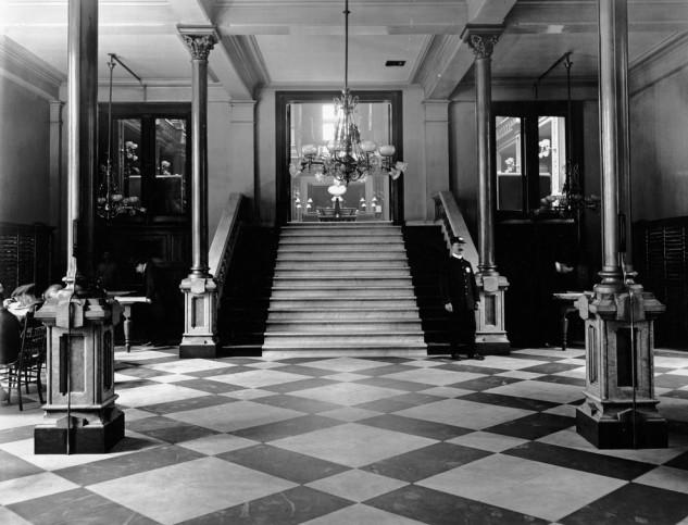 Biblioteca de Cincinnati.