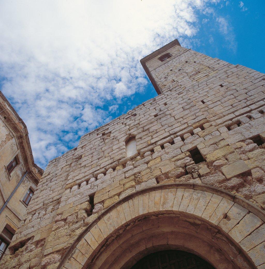 San Miquel, Montblanc.