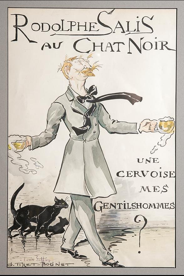 Toulouse-Lautrec y el espíritu de Montmartre en el Caixa Forum.