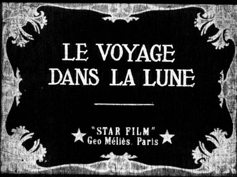 Viaje a la Luna - Georges Méliès.