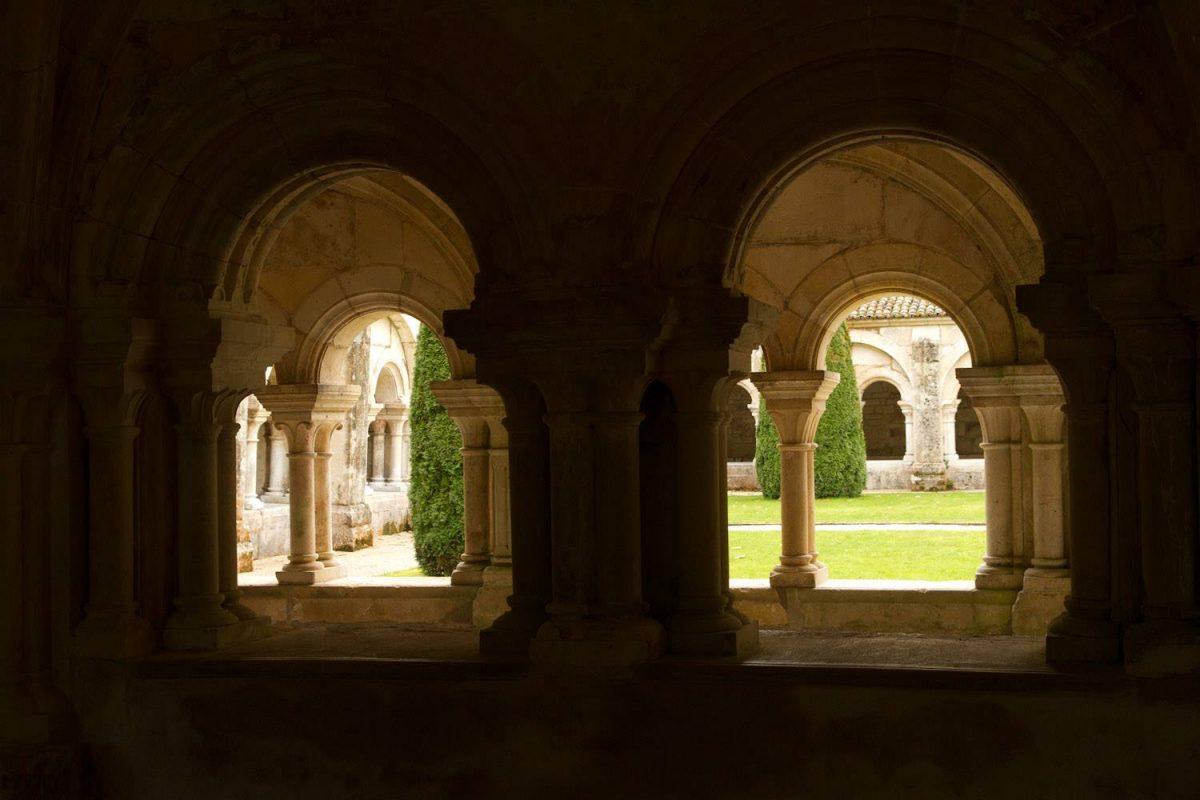 Abadía de Fontenay.