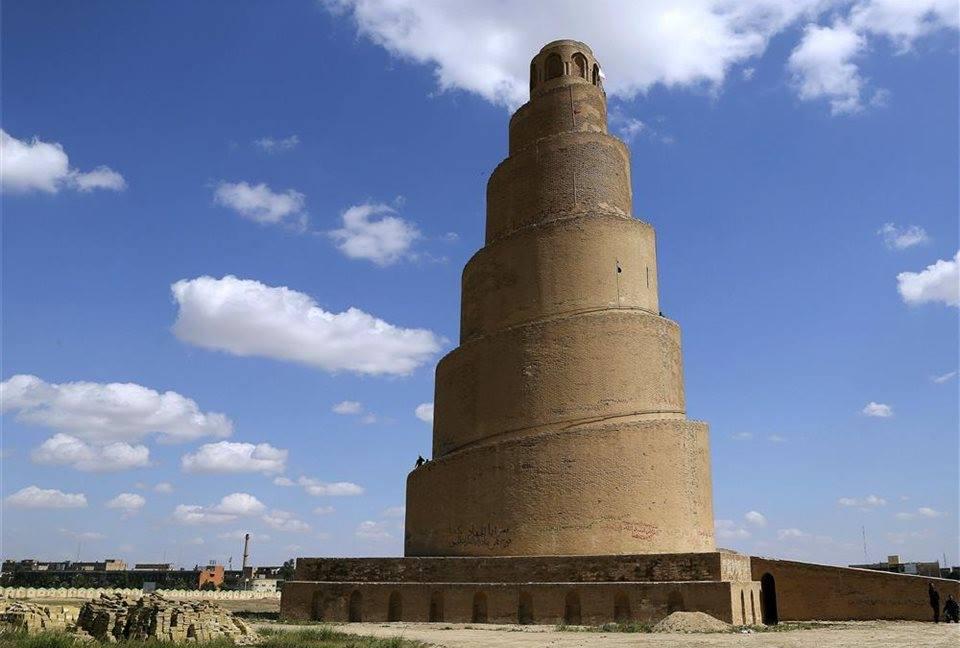 El Alminar de Samarra.