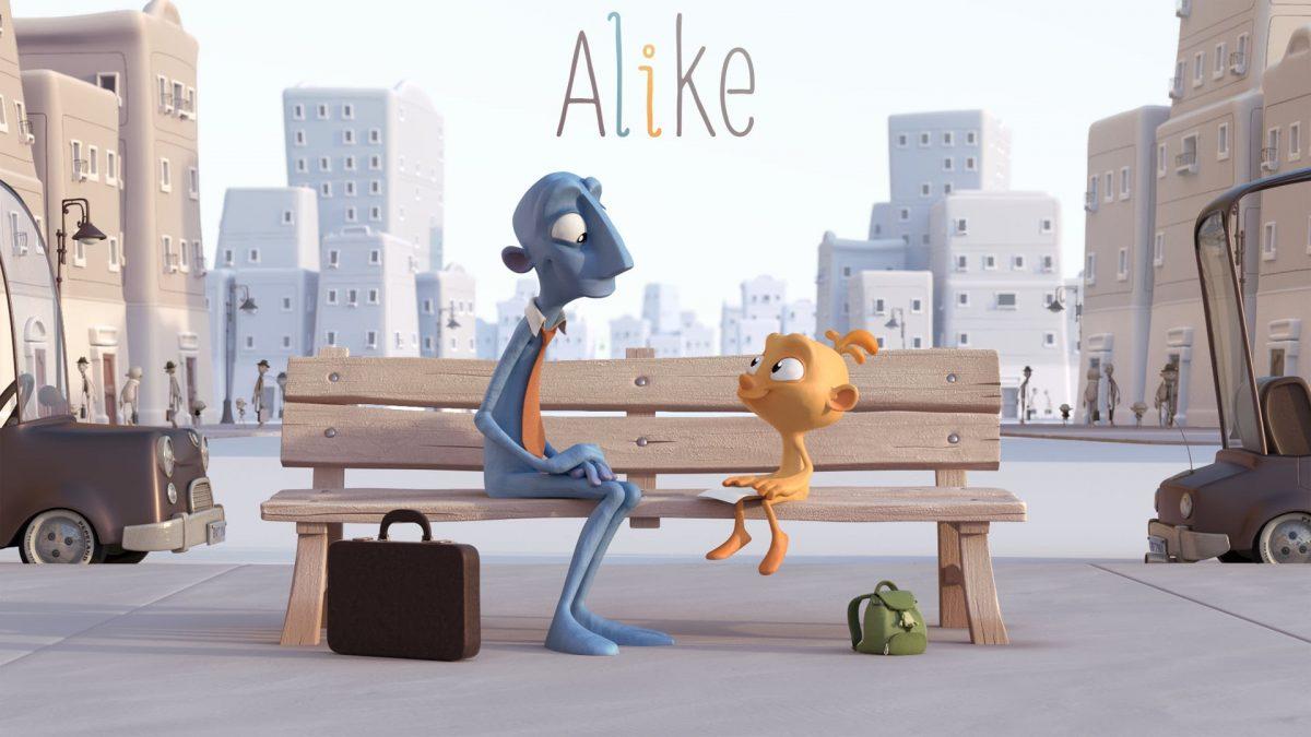 Alike, un corto que nos hace reflexionar cómo les quitamos la magia a los niños.